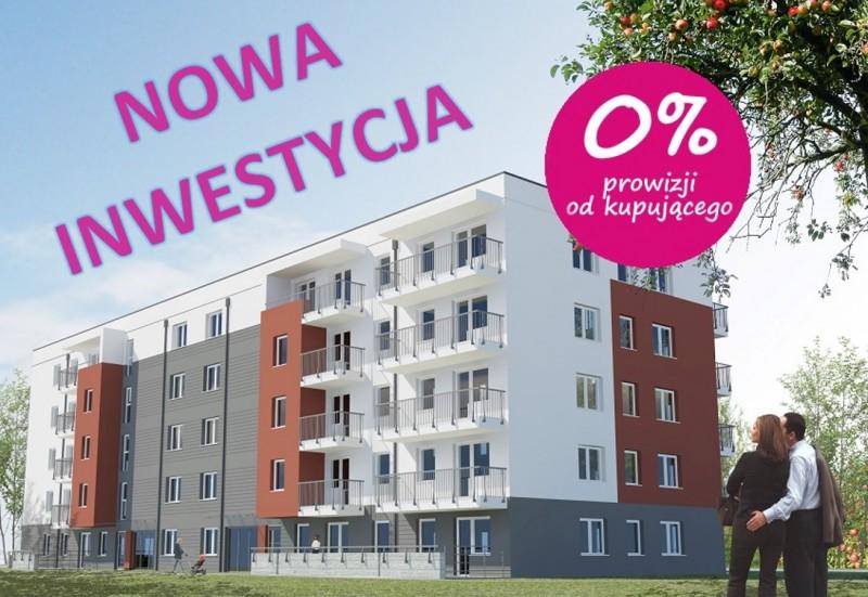 """Nowa Inwestycja """"Pod Jabłoniami"""""""